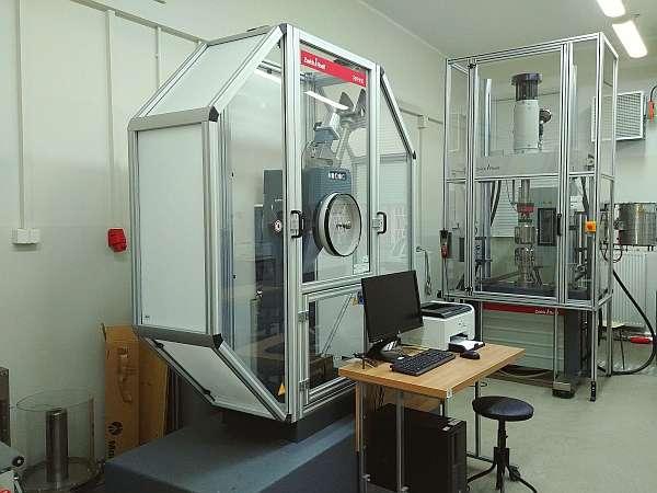 Laboratorium wytrzymałości materiałów